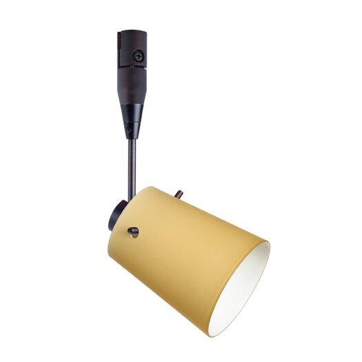 Besa Lighting Tammi 1 Light Spotlight with Rail Adapter
