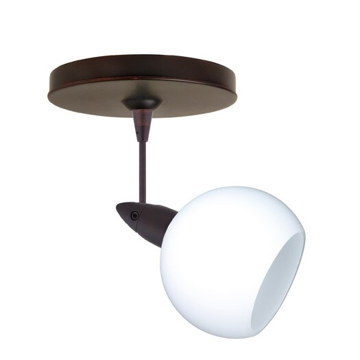 Besa Lighting Palla 1 Light Monopoint Spotlight