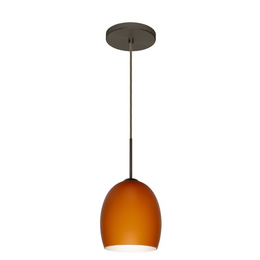 Besa Lighting Lucia 1 Light Pendant