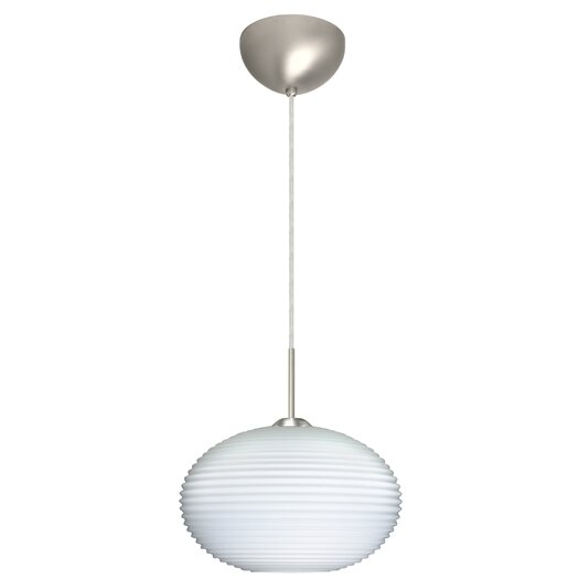 Besa Lighting Pape 1 Light Globe Pendant