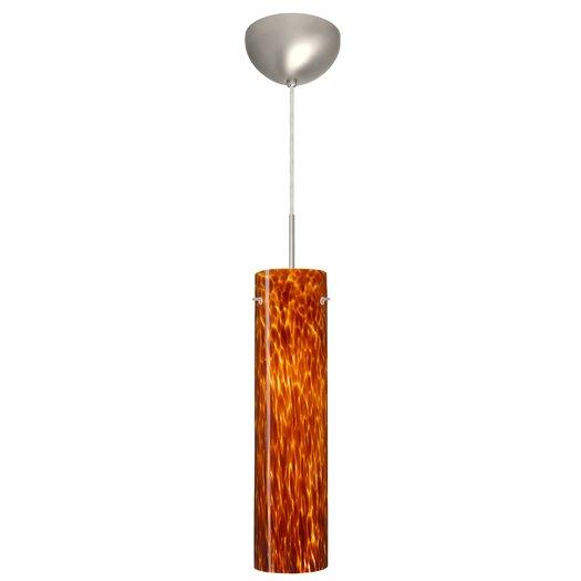 Besa Lighting Stilo 1 Light Mini Pendant