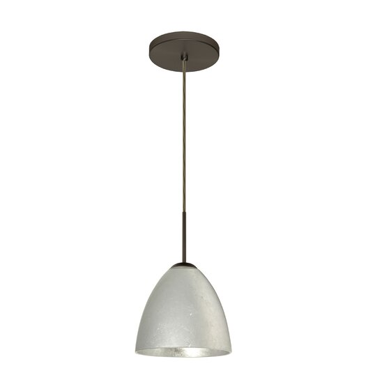 Besa Lighting Vila 1 Light Pendant
