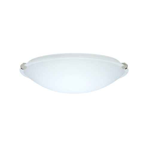 Besa Lighting Trio Flush Mount