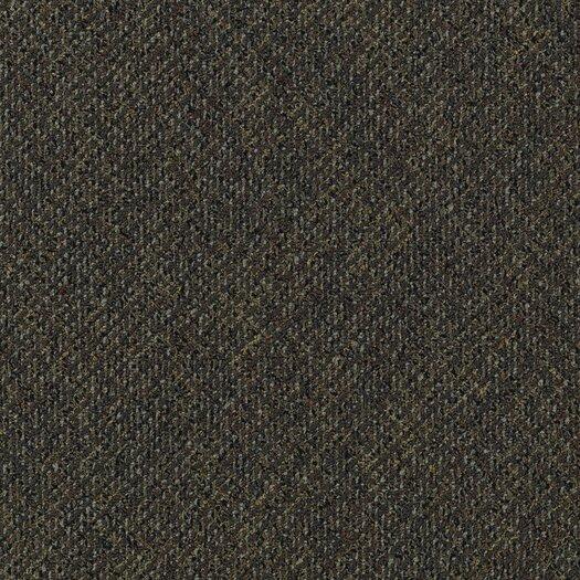 "Mohawk Flooring Aladdin Energized 24"" x 24"" Carpet Tile in Fusion"