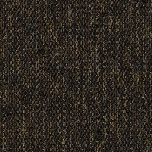 "Mohawk Flooring Aladdin Charged 24"" x 24"" Carpet Tile in Earth Source"