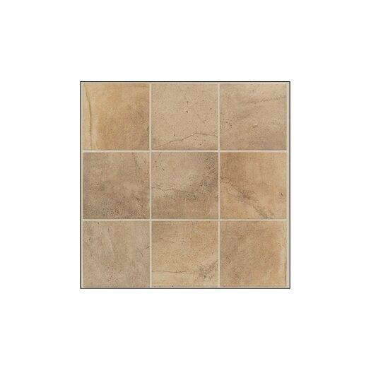 Mohawk Flooring Sardara Floor Tile in Island Brown