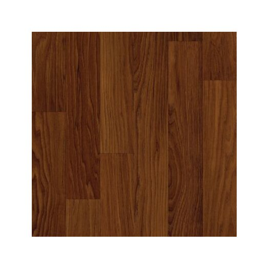 Mohawk Flooring Carrolton Plus 8mm Hickory Laminate in Bourbon Strip