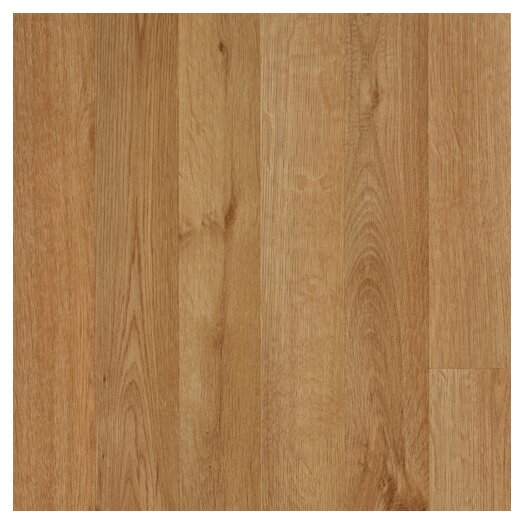 Mohawk Flooring Elements 8mm Oak Laminate in Wheat Strip
