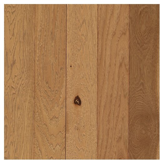 "Mohawk Flooring Revival Berry Hill 3-1/4"" Solid Hickory Flooring in Golden Caramel"