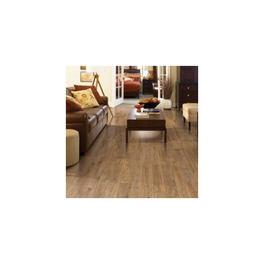 Mohawk Flooring Barrington 8mm Oak Laminate in Country Natural