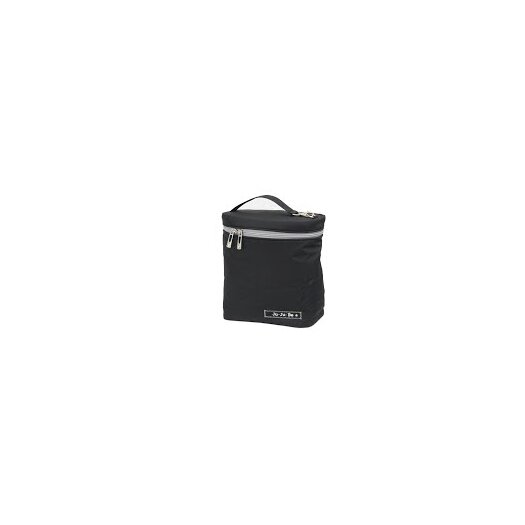Ju Ju Be Fuel Cell Bottle and Lunch-Bag Cooler in Black/Silver