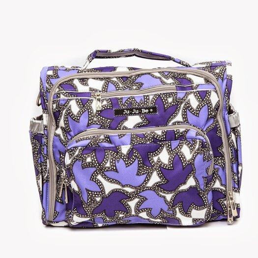 Ju Ju Be B.F.F. Versatile Messenger and Backpack Diaper Bag