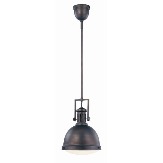 Savoy House Pendant 1 Light Mini Pendant