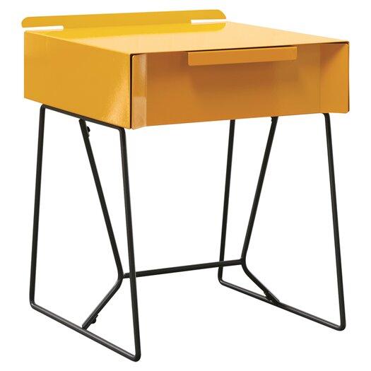 Sauder Soft Modern End Table