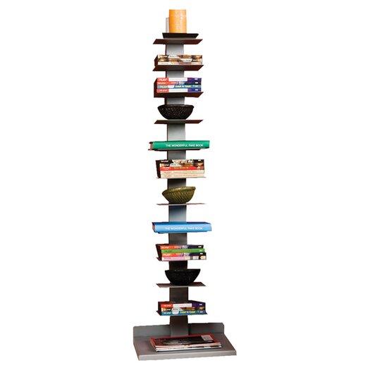 Wildon Home ® Multimedia Spine Storage Rack