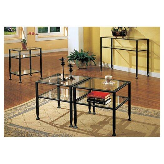 Wildon Home ® Shakudo Console Table