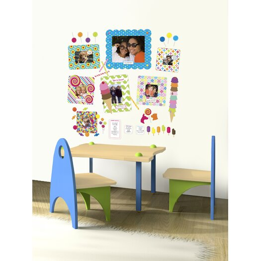 BUTCH & harold Picture Frame Wall Decal