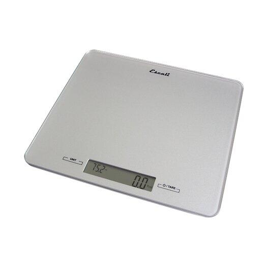 Escali Alta 22 lbs Digital Kitchen Scale