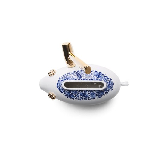 Moooi Delft Blue Killing of the Piggy Bank