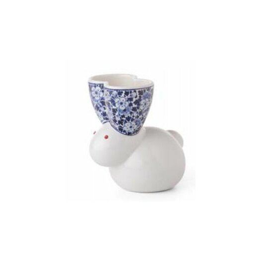 Moooi Delft Blue Rabbit Vase 9-2