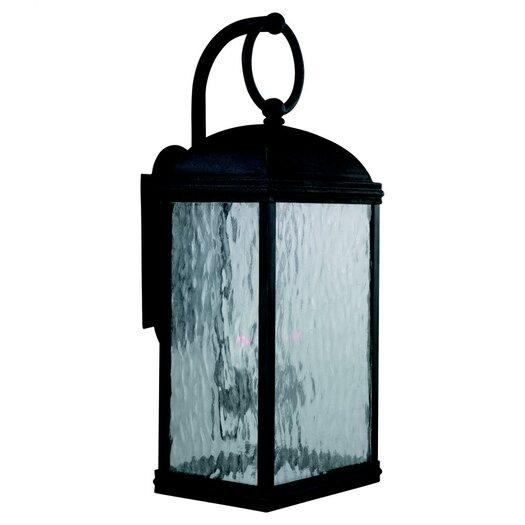 Sea Gull Lighting Branford 2 Light Outdoor Lantern