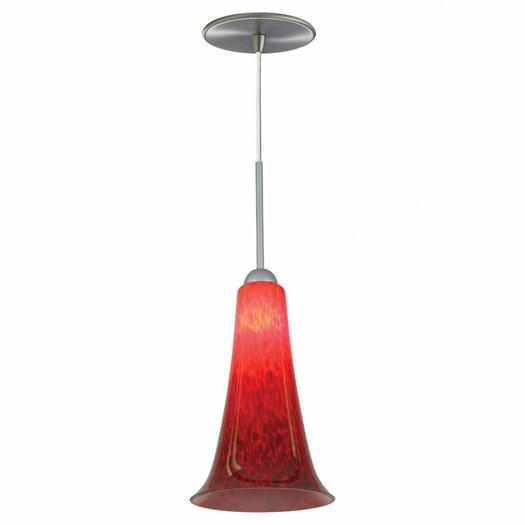 "Sea Gull Lighting 6.25"" Ambiance Glass Bell Pendant Shade"