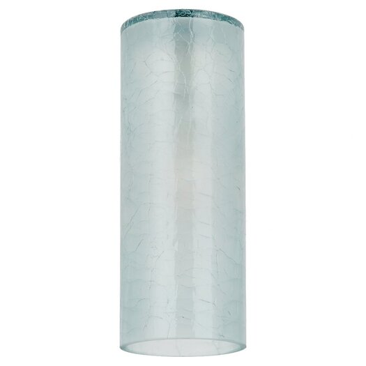 "Sea Gull Lighting 2.75"" Flute Glass Drum Shade"