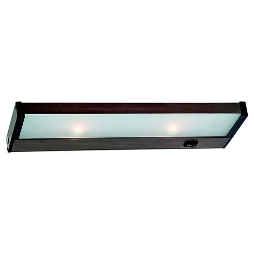 Sea Gull Lighting Ambiance 2 Light Under Cabinet Light