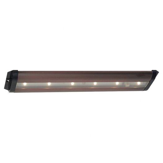 "Sea Gull Lighting Ambiance 13"" LED Under Cabinet Bar Light"