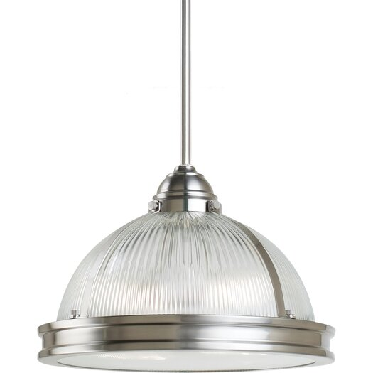 Sea Gull Lighting Pratt Street Prismatic 2 Light Pendant