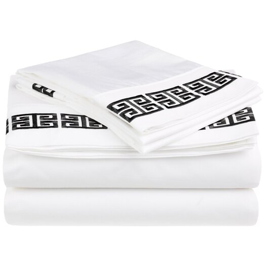 Simple Luxury Kendell Cotton Sheet Set