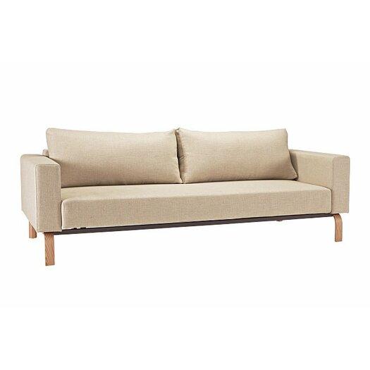 Cassius Sleek Convertible Sofa
