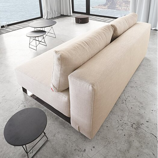Supermax Sleek Excess Lounger Sleeper Sofa