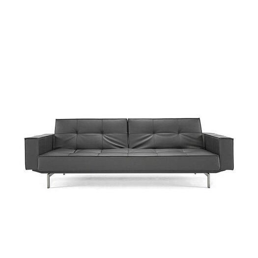 Innovation USA Split Back Convertible Sofa