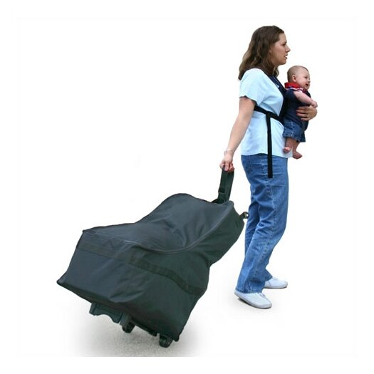 J.L. Childress Wheelie Car Seat Travel Case