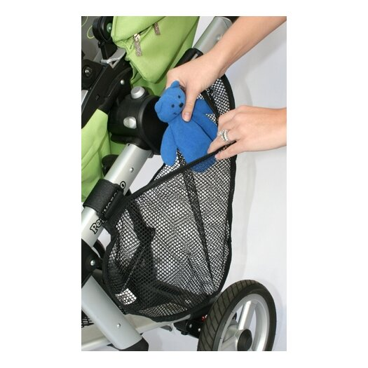 J.L. Childress Side Sling Stroller Cargo Net Travel / Carrying Case
