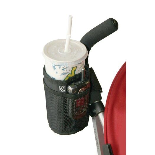 J.L. Childress Cup 'N Stuff Stroller Pocket Cup Holder