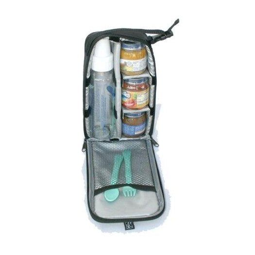 J.L. Childress Pack N Protect Padded Bottle Jar and Tote