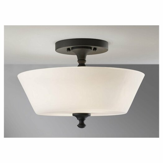 Feiss Peyton Semi Flush Mount