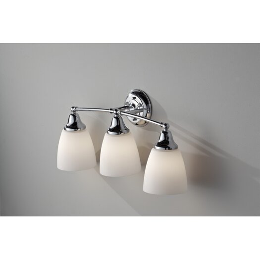 Feiss Newbury 3 Light Bath Vanity Light
