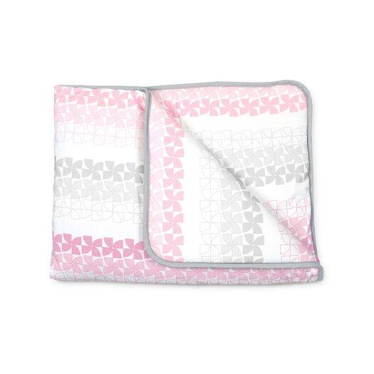 Pinwheel Crib Quilt
