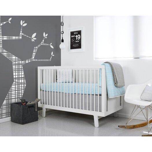 Hatch 3 Piece Crib Bedding Set
