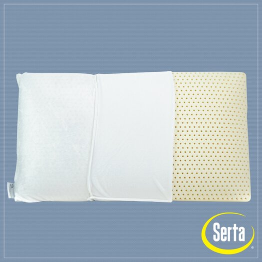 Serta Pure Response Latex Gentle Support Pillow