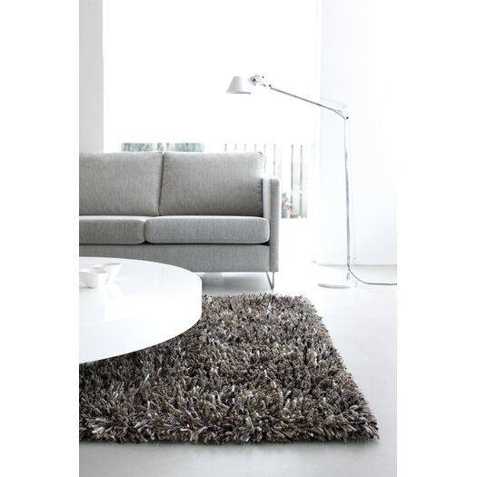 Linie Design Betona Grey Area Rug