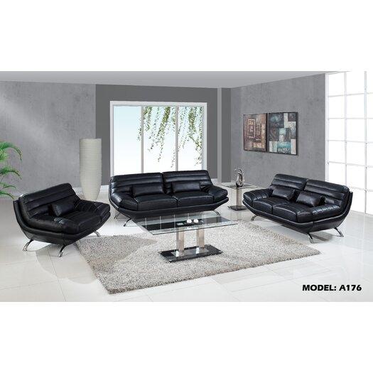 Global Furniture USA Craig End Table