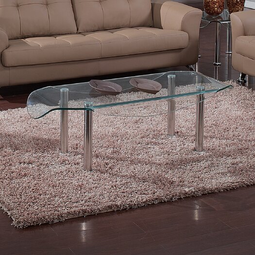 Global Furniture USA Lila Coffee Table