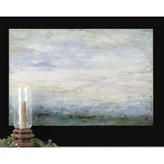 Uttermost Free Fall Original Painting on Canvas