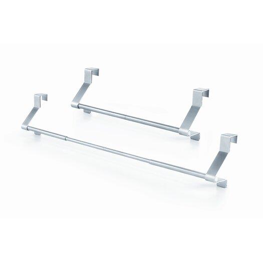 ZACK Bathroom Accessories Leto Adjustable Towel Bar