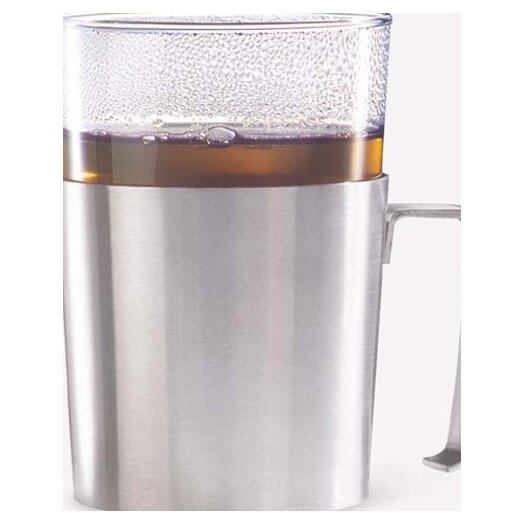 ZACK Rezzo Tea Cup Holder with Glass