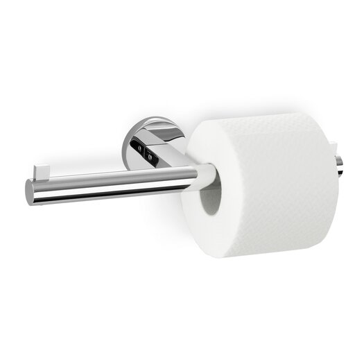 ZACK Scala Wall Mounted Double Toilet Paper Roll Holder
